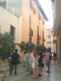Ruta Camins Medievals. Valencia. CaminArt