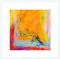 SUMMER CALLING [GFP9872234534] - $399.00 | United Artworks | Original art for interior design, buy original paintings online