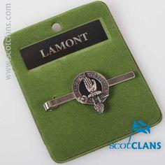 Lamont Clan Crest Ti