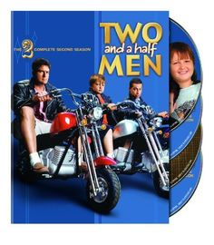 Click Image Above To Purchase: Two And A Half Men: The Complete Second Season Dvd From Warner Bros. Charlie Sheen, Two And Half Men, Half Man, Hugh Laurie, True Blood, Mad Men, Jon Cryer, Malibu Beach House, Nostalgia
