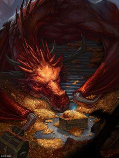 Legendary Dragons: A 5th Edition Supplement by Jetpack 7 — Kickstarter