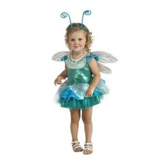Light Up Dragonfly Costume for Toddlers