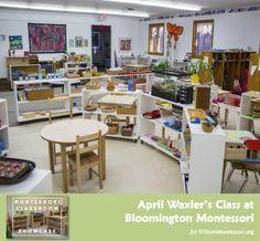 Classroom Showcase: April Waxler - trilliummontessori.org — trilliummontessori.org