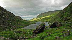Gap of Dunloe, County Kerry, Ireland