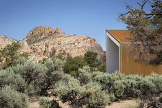 Gallery of Capitol Reef Desert Dwelling / Imbue Design - 8