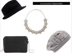 Les accessoires indispensables de l'hiver!