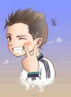 Ronaldo Cartoon