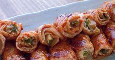 泡菜豬肉捲 的精彩食譜。