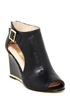 Louise et Cie Footwear Margaret Wedge Bootie