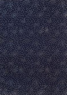 A starry delight, this beautiful handcrafted design features tiny silver stars printed on a rich blue paper. Wonderful for cards, crafts, gift wrap, even frame for a child's bedroom. Carefully handcra