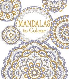 Mandalas to colour
