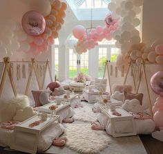 Okay we love everything about this slumber party birthday theme. For more best … Okay we love everything about this slumber party birthday theme. For more best For My Dearest Darling Birthday Sleepover Ideas, Girl Sleepover, 13th Birthday Parties, Birthday Party For Teens, Slumber Parties, Birthday Party Decorations, Paris Birthday, Bachelorette Parties, Girl Birthday
