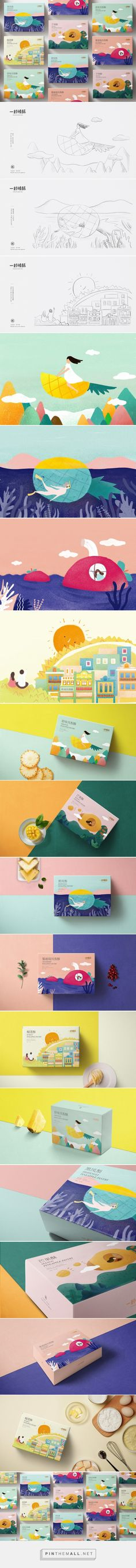 A Piece Of Lovely Cake on Packaging of the World - Creative Package Design Gallery - created via https://pinthemall.net
