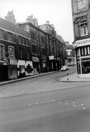 Cambridge St showing the Hippodrome Once a live theatre later a cinema we kids when in the gods for 6d once got chucked out for being rowdy LOL