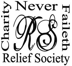 mormon share sisters logo 2 relief society symbols and messages rh pinterest com relief society clip art images relief society clip art