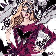 Illustrations by commercial Fashion & Beauty illustrator Soleil Ignacio represented by leading international agency Illustration Ltd. To view Soleil's portfolio please visit http://www.illustrationweb.com/artists/SoleilIgnacio/view