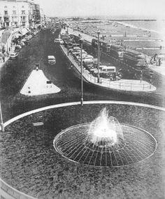Pelham roundabout c1960