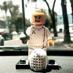 LEGO FENCER / LEGO ESGRIMISTA