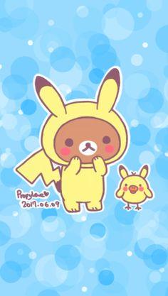 Rilakkuma Pikachu
