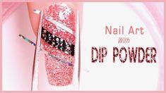 How to Encapsulate Nail Art - YouTube