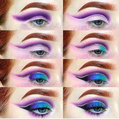 Dramatic Eyeshadow, About Hair, Eye Make Up, Hair And Nails, Makeup Looks, Eyeshadow Tutorials, Shadows, Divas, Artist