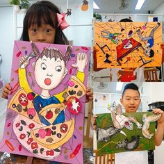 영렘브란트 마곡엠밸리 센터(마곡역)(@yr_mvalley12) • Instagram 사진 및 동영상 Henri Matisse, Elementary Art, Art Education, Art For Kids, Art Projects, Preschool, Children, Drawings, Artwork
