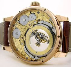 fe01058c54e Thomas Prescher Triple Axis Tourbillon Watch