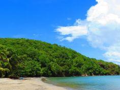 Domaine de l'Anse Ramier Vue panoramique sur la mer au Domaine de l'Anse Ramier - Location Studio #Martinique #TroisIlets
