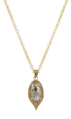 Gold San Marino Small Pendant Necklace