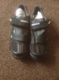 Mtb/road bike shoes