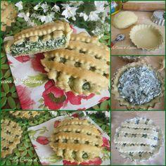 crostatine salate collage