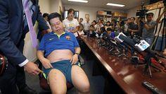 Howard Lam séquestré à cause d'une photo de Messi ? #HONGKONG