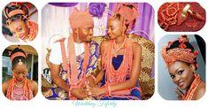 Edo Wedding Attires and Beads: 18 Beautiful Benin Bridal Looks