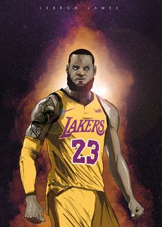 An art inspired by the NBA player considered by many as the GOAT (greatest of all-time) Lebron James. Poster made out of metal. Lebron James Lakers, King Lebron James, King James, Basketball Posters, Basketball Art, Basketball Pictures, Basketball Legends, Lebron James Wallpapers, Nba Wallpapers