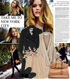"""""""classic color combo"""" by shinystar on Polyvore"""