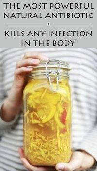 The most powerful antibiotic tonic. Kills any infection in the body including parasites, fungus, bacterial or yeast infection. Cough Remedies For Adults, Cold Remedies, Natural Health Remedies, Herbal Remedies, Flue Remedies, Home Health, Health And Wellness, Health Tips, Natural Medicine