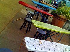 Tablas de planchar-mesas. Decocasa en Colombia » reciclado