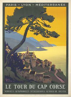Le Tour du Cap Course.  1923 Roger Broders