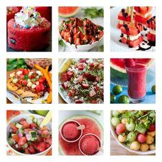 20 ways to enjoy watermelon this summer - ScoopCharlotte : ScoopCharlotte