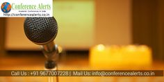 Conference Alerts 2015, All Conference In India Conferences by Conference Alerts - Find details about academic conferences 2015, all about conferences in India. Conference alerts provides alerts of International conferences in India, Indian conference alerts 2015, all about conference in India 2015 http://conferencealerts.co.in/  #conferenceAlert