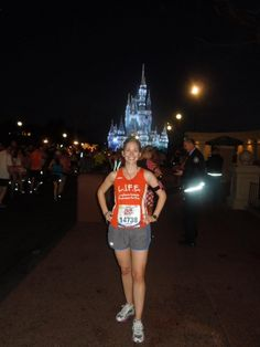 2013 Disney Marathon - Running for L.I.F.E. Our partner & who we give our donations to! www.givetolife.org