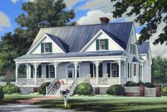 House Plan 7922-00038 - Cottage Plan: 2,544 Square Feet, 3 Bedrooms, 3.5 Bathrooms