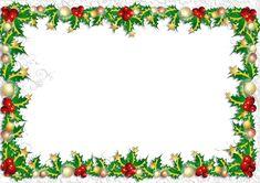 Transparent PNG Christmas Photo Frame