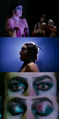 I'm Going Home: Rocky Horror Picture Show this song makes me cry Rock Horror Picture Show, Rocky Horror Show, Tim Curry Rocky Horror, The Frankenstein, Cult, Film Inspiration, Creatures Of The Night, Horror Movies, Ghost Movies