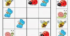 Amb els sudokus els petits juguen tot estimulant les seves habilitats matemàtiques de lògica i raonament. Quins vantatges s'obtenen am...