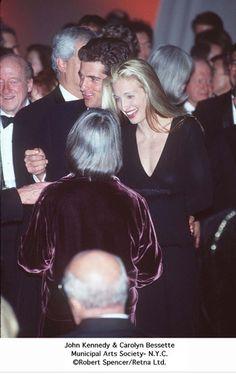 February 27, 1996 Municipal Art Society Event | Remembering Carolyn