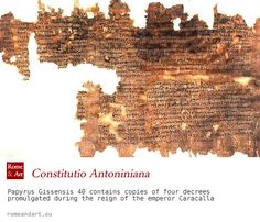http://www.romeandart.eu/it/arte-constitutio-antoniniana.html