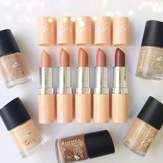 Coming Soon (I'm Guessing!) to the US: Rimmel The Nudes Collection by Kate Moss (And a Kate Moss Lip Balm??)