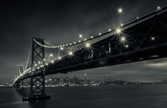Gotham By The Bay by Toby Harriman, via Behance