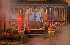 halloween outdoor decorating ideas | 40 Spooky Halloween Decorating Ideas for Your Stylish Home